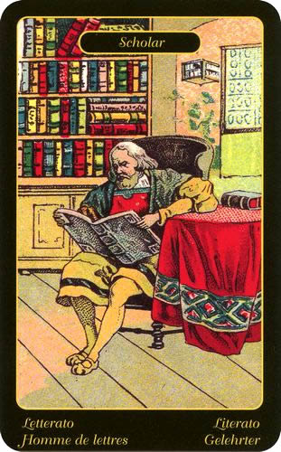 Cartas Ciganas - Estudos