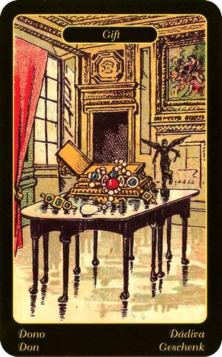 Cartas Ciganas - Presente