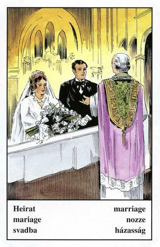 Baralho Húngaro - Zigeuner - Casamento