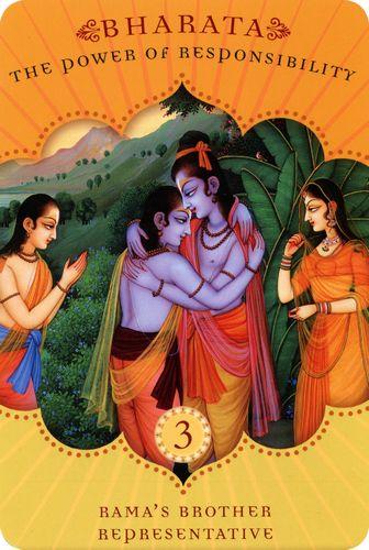 Baralho Indiano - Bharata