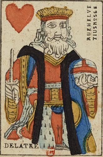Cartomancia - Rei de Copas