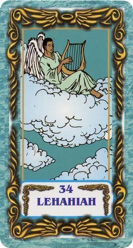 Tarô dos Anjos - Lehahiah